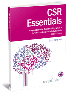 Free CSR Essentials eBook - wwww.terrafiniti.com