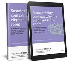 Sustainability Context - Why the Elephant is the room