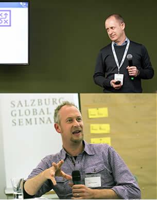 Dr Dominic Tantram & Joss Tantram, Terrafiniti