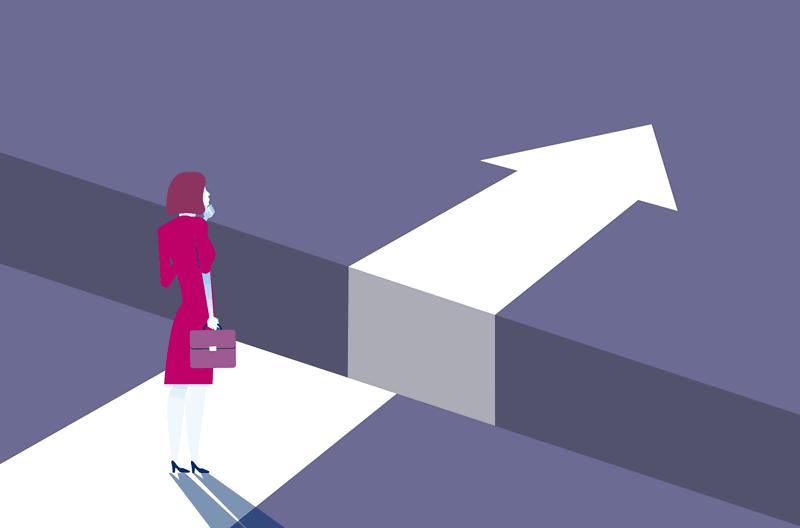 Choice-gap